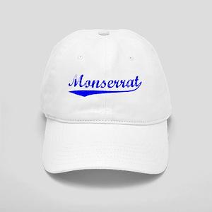 Vintage Monserrat (Blue) Cap