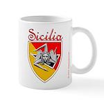 Sicilian Trisceli Mug