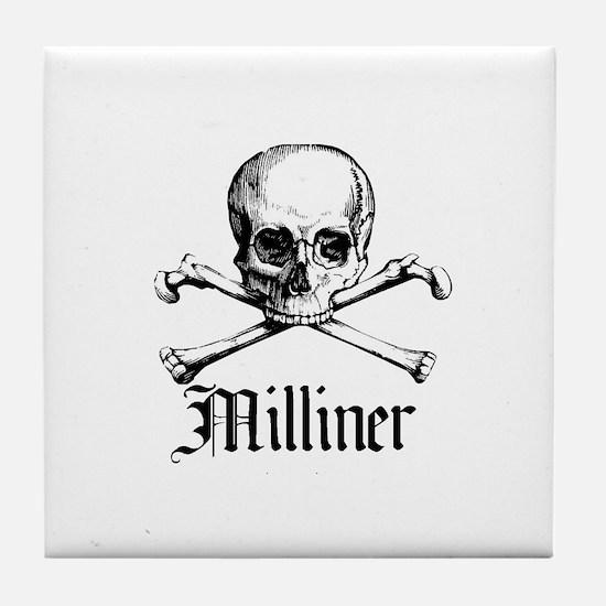 Milliner Tile Coaster