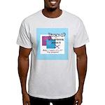 Scrapbook Addict - 12 x 12 St Light T-Shirt