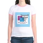 Scrapbook Addict - 12 x 12 St Jr. Ringer T-Shirt