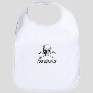 Scrapbooker - Knitter - Craft Bib