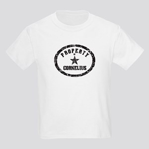 Property of Cornelius Kids Light T-Shirt