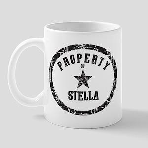 Property of Stella Mug
