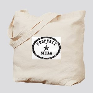 Property of Stella Tote Bag