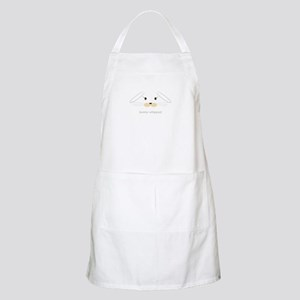 bunny face - lop ears BBQ Apron