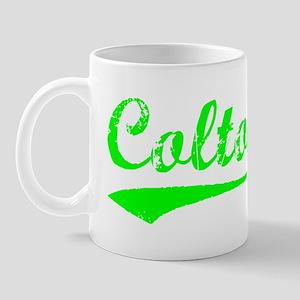 Vintage Colton (Green) Mug