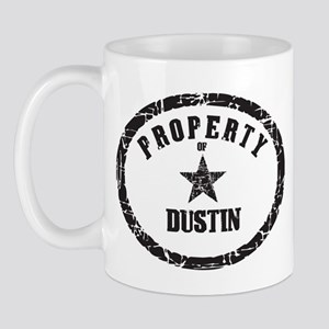 Property of Dustin Mug