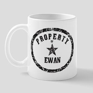Property of Ewan Mug