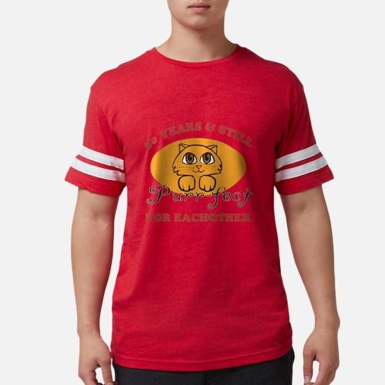 50th Purr-fect Anniversary T-Shirt