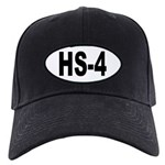 HS-4 Black Cap