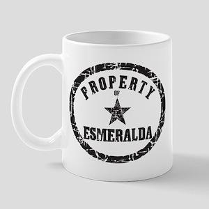 Property of Esmeralda Mug