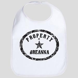 Property of Breanna Bib