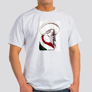 MEXICAN FLAG CHARRA Light T-Shirt