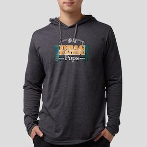 Pops Drag Racing Funny Car Sto Long Sleeve T-Shirt