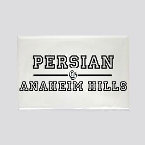 Persian Anaheim Hills Rectangle Magnet