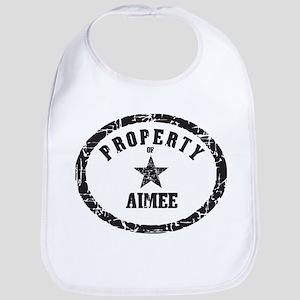 Property of Aimee Bib