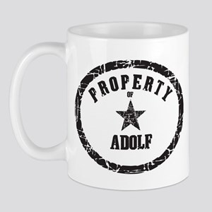 Property of Adolf Mug