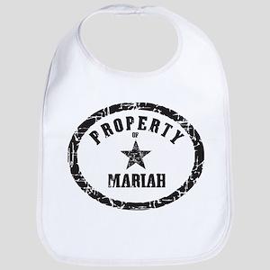 Property of Mariah Bib