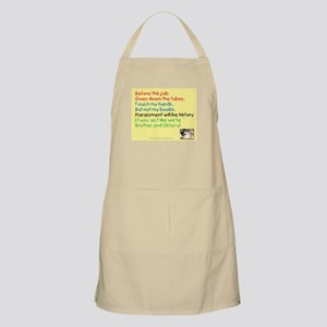 Harassment B Gone BBQ Apron