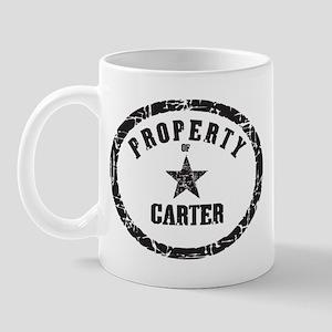 Property of Carter Mug