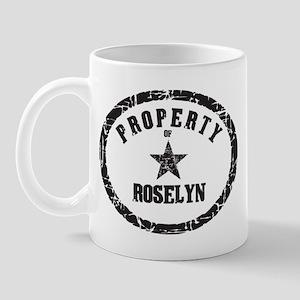 Property of Roselyn Mug