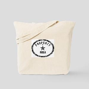Property of Rosa Tote Bag
