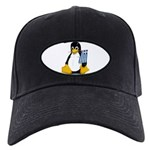 Greek Tux Black Cap
