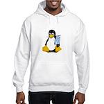 Greek Tux Hooded Sweatshirt