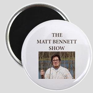 "Matt Bennett Show Forest 2.25"" Magnet (10 pack)"