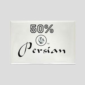 50% Persian Rectangle Magnet
