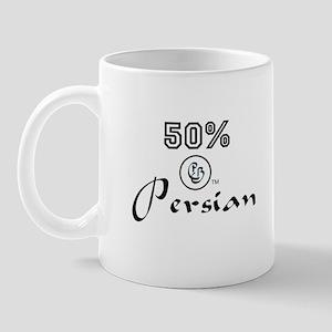 50% Persian Mug