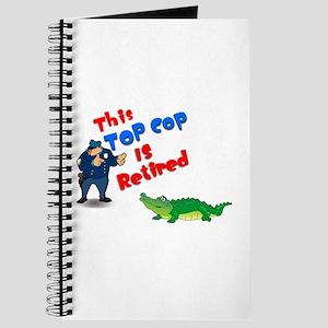 Top Cop 1 Journal