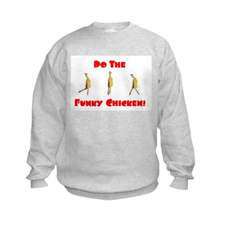 Funky Chicken Kids Sweatshirt