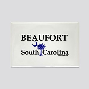 Beaufort South Carolina Rectangle Magnet