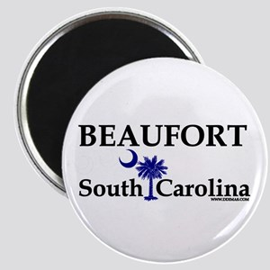 Beaufort South Carolina Magnet