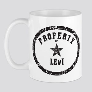 Property of Levi Mug
