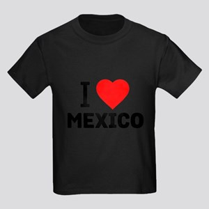 I Love Mexico For Taco Lover T-Shirt