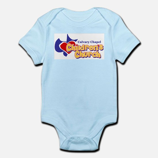 Children's Church Infant Creeper