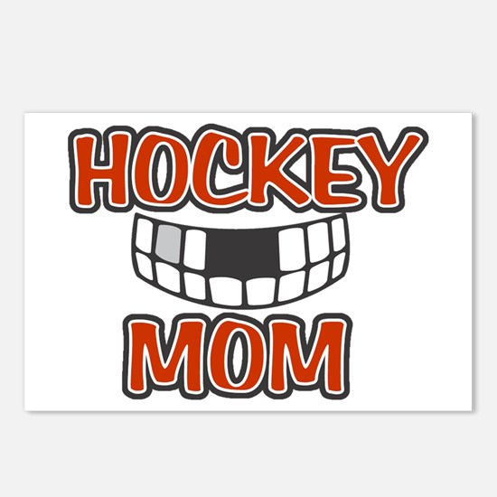Hockey Mom Postcards (Package of 8)