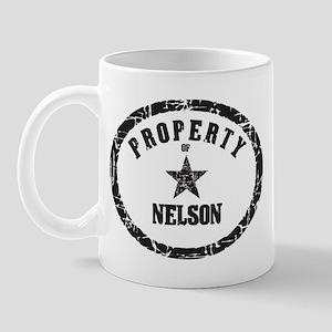 Property of Nelson Mug
