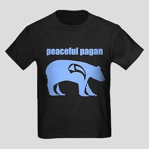 Animal Totem - Bear Kids Dark T-Shirt