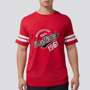 Guaranteed 100% Established 19 Mens Football Shirt