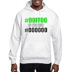 The New Black Hooded Sweatshirt