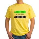 The New Black Yellow T-Shirt