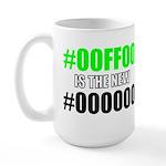 The New Black Large Mug