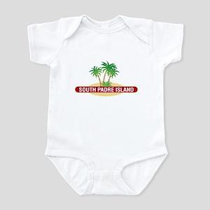 South Padre Palms - Infant Bodysuit
