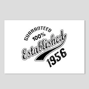Guaranteed 100% Establish Postcards (Package of 8)