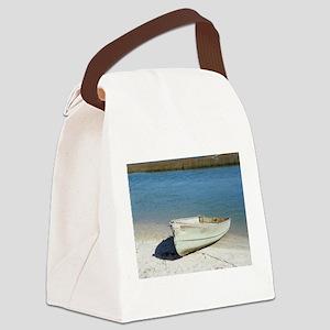 FLORIDA COASTAL LIFE Canvas Lunch Bag