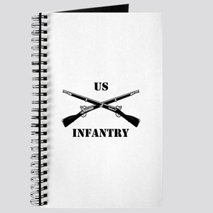 Infantry Branch Insignia (3a) Journal